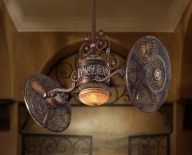Lizzano's Classical Dining Room Fan