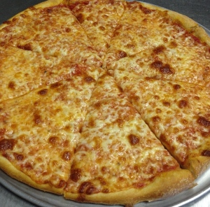 Lizzano's famous New York Style Pizza