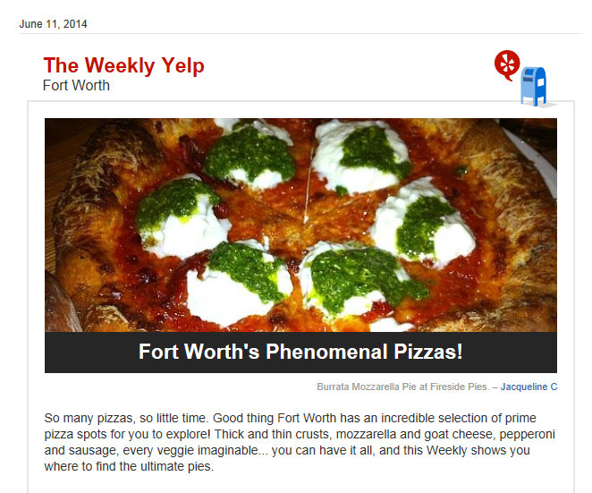 Yelp - Fort Worth's Phenomenal Pizzas-001