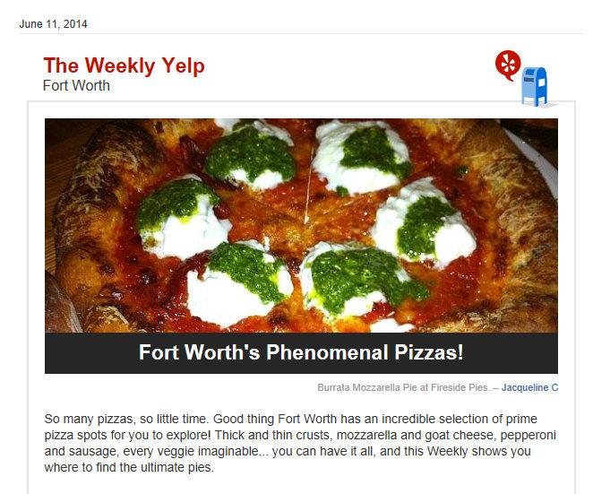 Yelp - Fort Worth's Phenomenal Pizzas-001